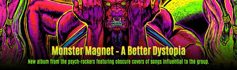 Monster Magnet on sale