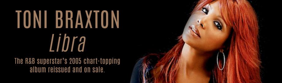 Toni Braxton on sale