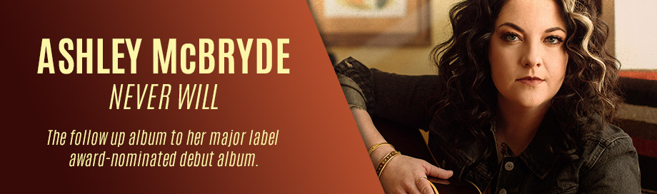 Ashley McBryde on sale