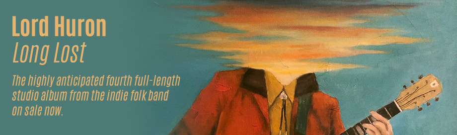 Lord Huron on sale
