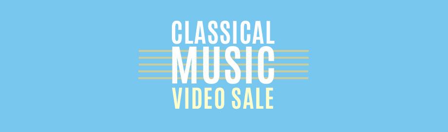 Classical Video Sale