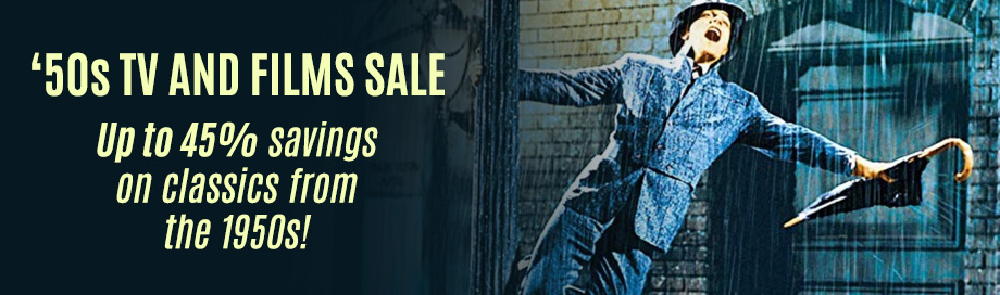 50s Film and TV Sale