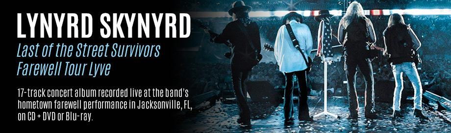 Lynyrd Skynyrd on sale
