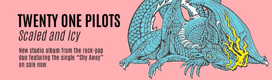 Twenty One Pilots on sale