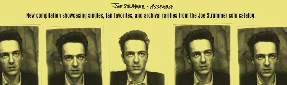 Joe Strummer on sale