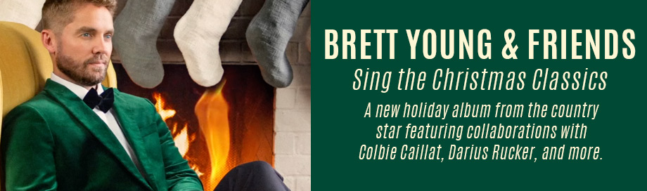Brett Young on sale