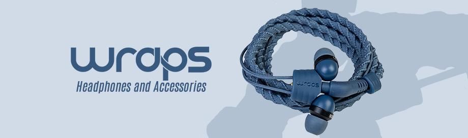Wraps Headphones