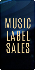 label sales