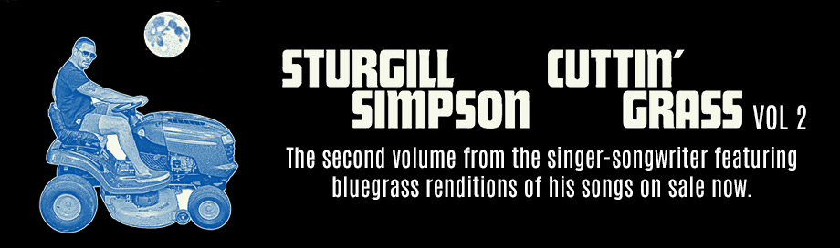 Sturgill Simpson on sale