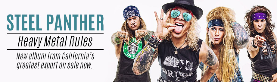 Steel Panther on sale