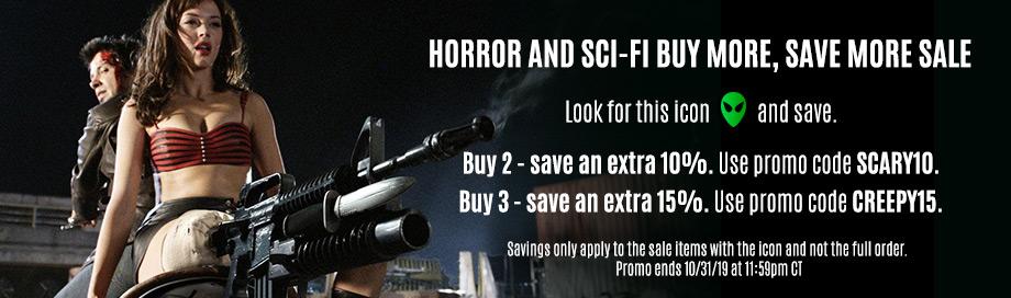 Horror BMSM Sale