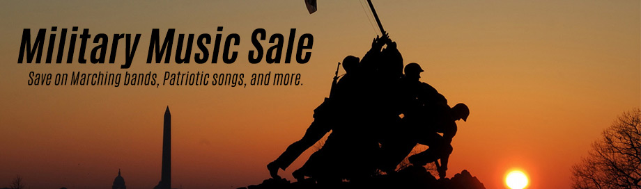 Salute to the Military Music Sale