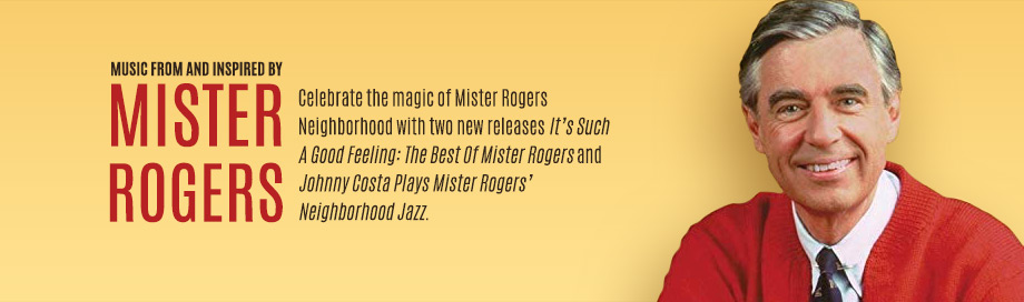 Mister Rogers on sale