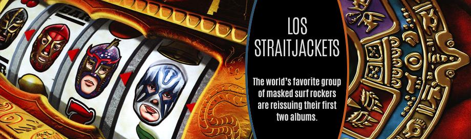 Los StraitJackets on sale