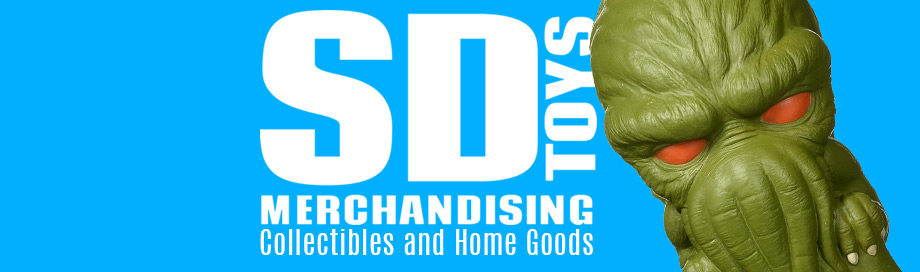 SD Toys and Collectibles Sale