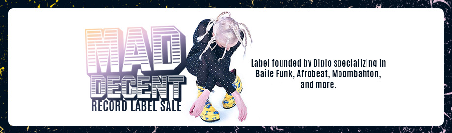 Mad Decent Label Sale