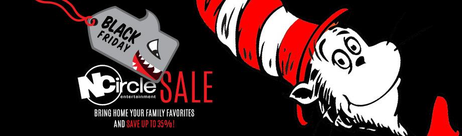 Black Friday N Circle sale