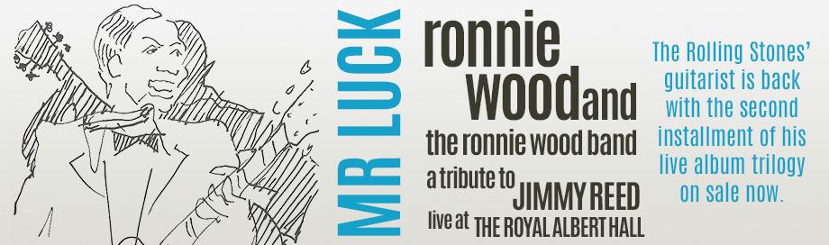 Ronnie Wood on sale
