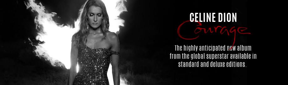 Celine Dion on sale