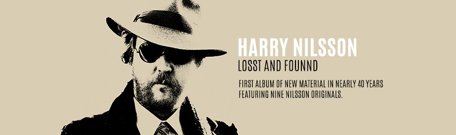 Harry Nilsson on sale