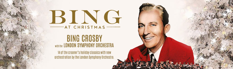 Bing Crosby on sale