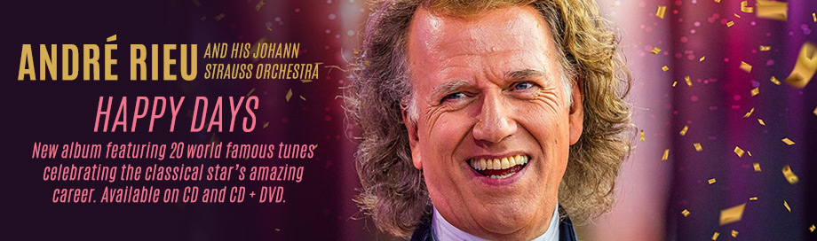 Andre Rieu on sale