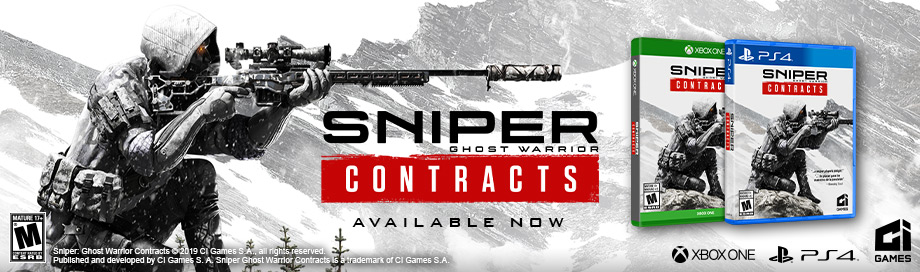 Sniper Ghost Warrior Sale