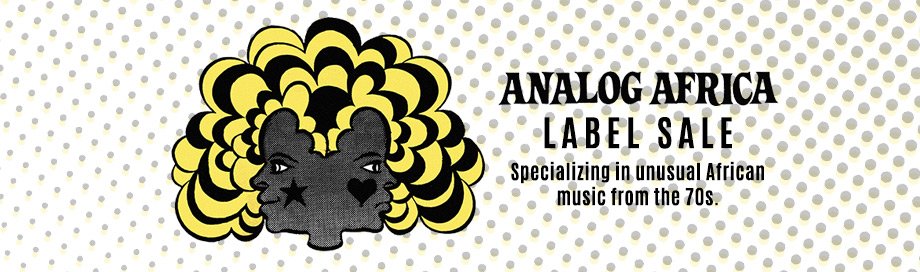 Analog Africa Sale