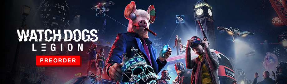 Watch Dogs on sale