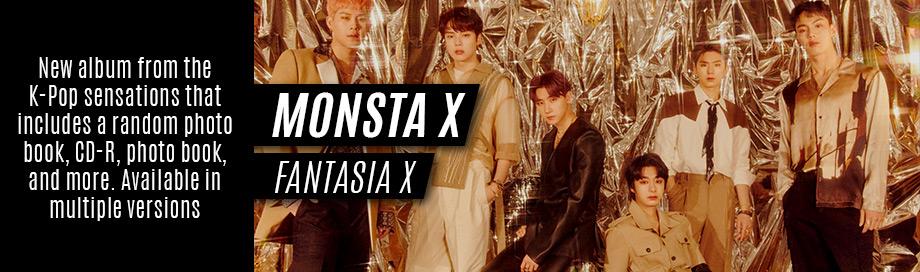 Monsta X on sale