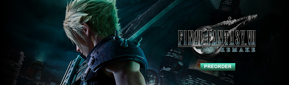 Final Fantasy VII sale