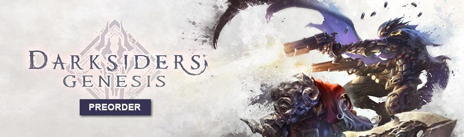Darksiders Genesis Sale