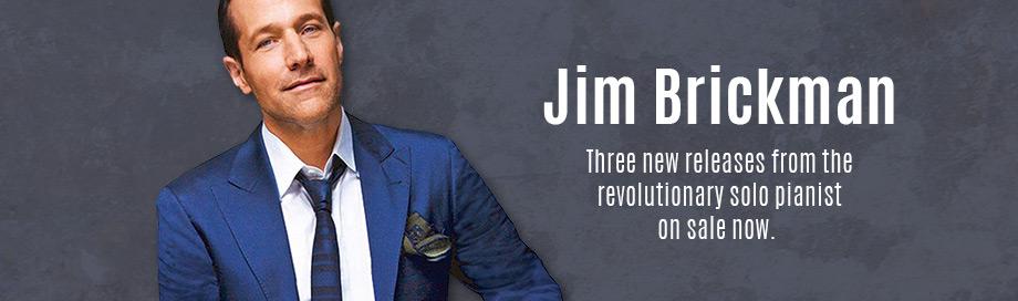 Jim Brickman on sale