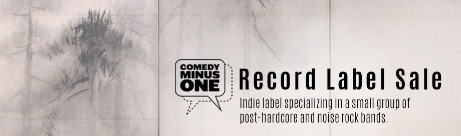Comedy Minus One Label Sale