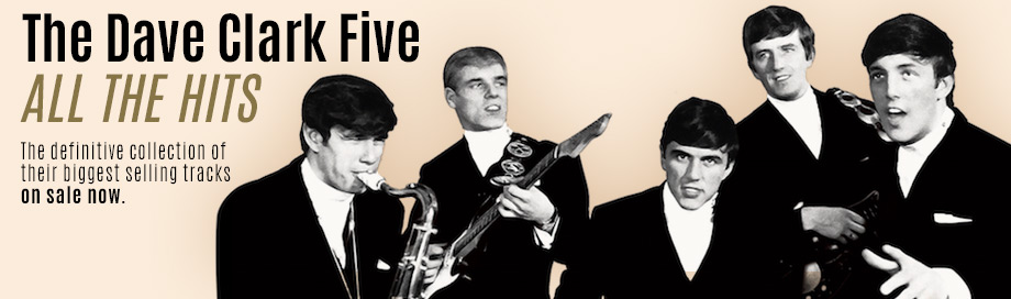 The Dave Clark Five on sale
