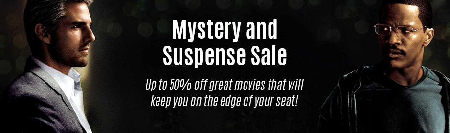 mystery and suspense
