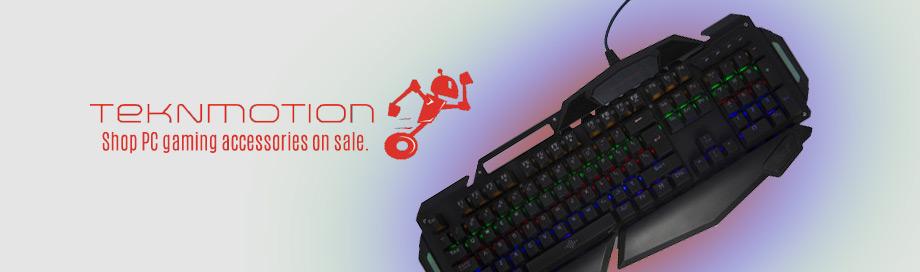 Teknmotion sale