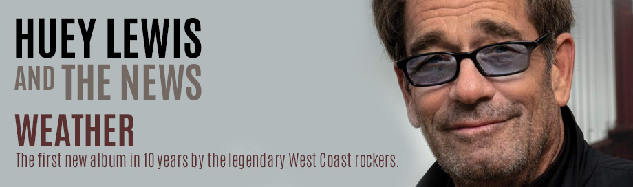 Huey Lewis and the News on sale