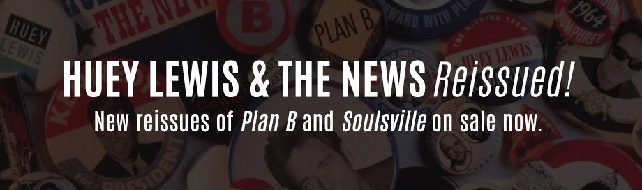 Huey Lewis and the News on sale