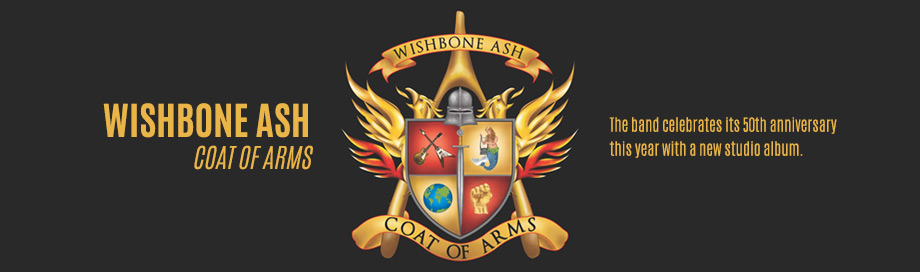 Wishbone Ash on sale