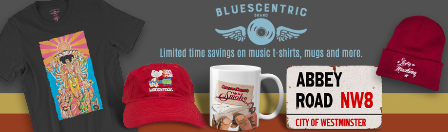 Bluescentric Limited Time Sale