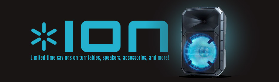 Ion Audio Sale