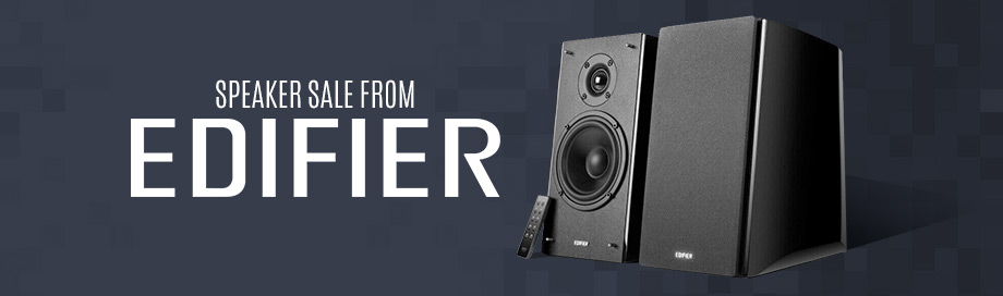Edifier Speaker Sale