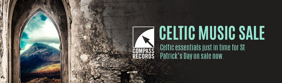 300+ Celtic Classics from Compass Records!