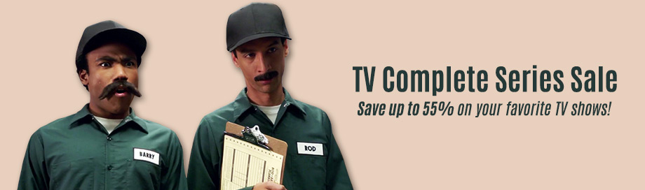 tv complete series sale