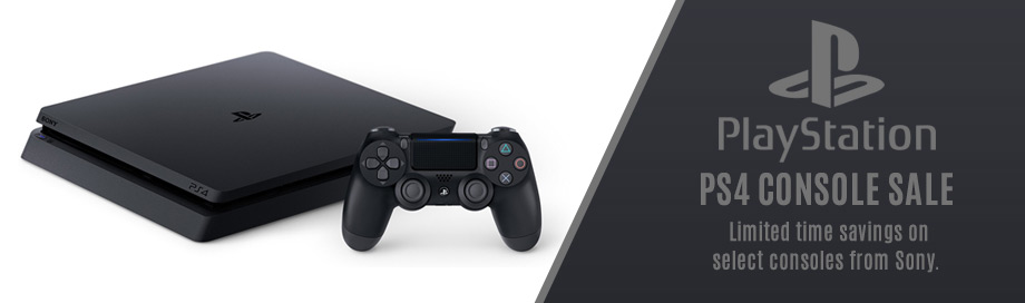 deep console sale march