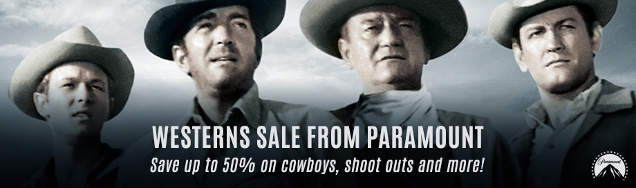deep paramount westerns