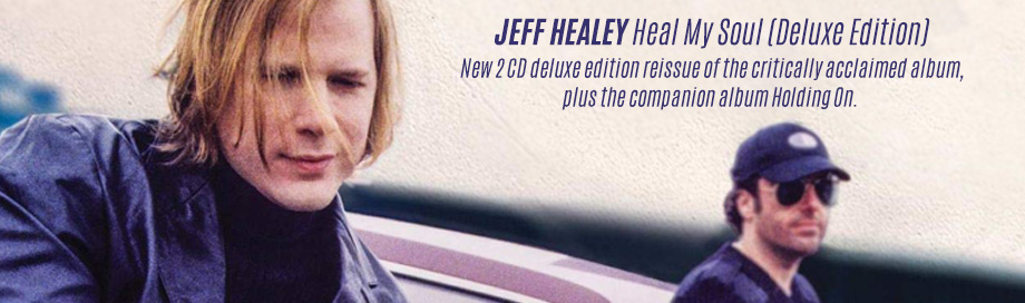 Jeff Healey on sale