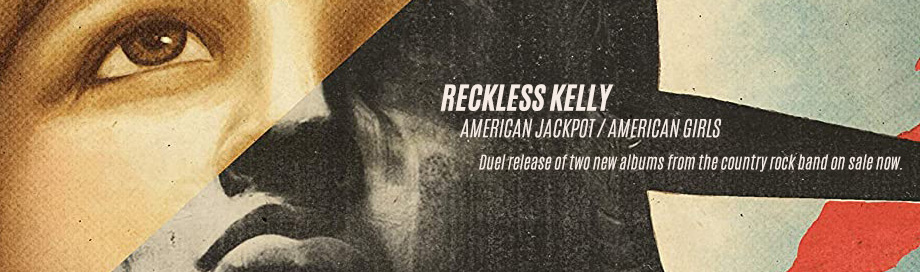 Reckless Kelly on sale