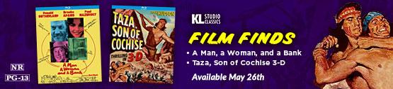 Film Finds from KL Studio Classics